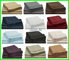 EGYPTIAN COMFORT DELUXE 1500 THREAD COUNT DEEP POCKET BED SHEET SET 4 PIECES  image