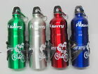 Mountain MTB Hybrid Road Bike Bicycle 750ml Alloy Water Bottle Holder Cage Set