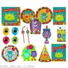 Alien Fun Theme Birthday Party Paper Tableware Decorations Party Bag Favors