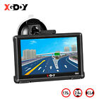 XGODY 5'' TRUCK CAR Navigation GPS Navigator SAT NAV 8GB All US Map SPEEDCAM