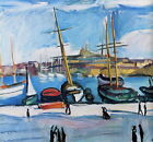 Photo/Poster - Charles Camoin Le Port Marseille - Le Fauvisme 1898 1911 Folder