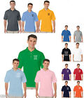 Custom Printed Personalised Polo Shirts GD40 Gildan DryBlend® Jersey Polo Shirt