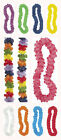 HAWAIIAN LUAU PARTY LEI FANCY DRESS FLOWER NECKLACE GARLAND HEN BIRTHDAY 40""