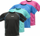 Regatta Lex Kids T-shirt Active Wicking Sports Top Girls Boys 3 - 6 yrs RKT036