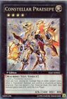YU-GI-OH SECRET RARE: CONSTELLAR PRAESEPE - HA07-EN061 - 1st EDITION
