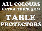 Heat Resistant Table Protector HEAT & SCRATCH PROOF TABLECLOTH