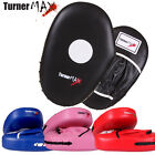 Focus Pads Hook and Jab Pad Kick Boxing MMA Muay Thai Training Punching Mitts