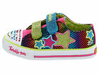 SKECHERS,TODDLERS TRIPLE-UP TWINKLE TOES LIGHT UP SNEAKERS/SHOES NEW IN