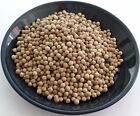PEPPER PEPPERCORNS WHITE WHOLE INDONESIA 1 OZ - 2 LB RESEALABLE BAG