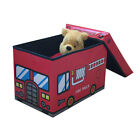 Home Collections Kids Large Folding Storage Ottoman in 4 Styles