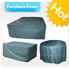 Waterproof Garden Furniture Cover Table Chairs Patio Set Protector Various Sizes