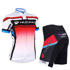 New  Cycling Bicycle Comfortable outdoor Jersey + Shorts size S - XXL For Women