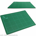 A1 or A3 or A4 Cutting Mat Non Slip Printed Grid Lines Knife Board Crafts Models