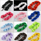 25m Nylon Knot Macrame Cord Thread Bracelet Bead Jewelry Making Braid String B52