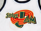 SYLVESTER PUSSYCAT TUNE SQUAD SPACE JAM MOVIE JERSEY WHITE ANY SIZE XS - 5XL
