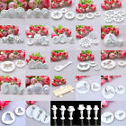 25 Models Plunger Cutters Sugarcraft Cake Decorating Heart Butterfly Star Flower