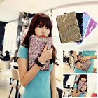 2013 Fashion Evening Cluth bags Chain Cross Body Shoulder Purse PU Handbags