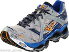 AUTHENTIC Mizuno Wave Prophecy Mens NEW Running Shoes White Blue 8KN 11625 2