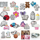 Mix Fondant Cake Sugarcraft Decorating Bakware Pan Tin Kitchen Tools Shaped Mold