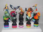 Pokemon Japanese Anime Figures 6-7cm CHN Ver.