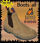 New Mongrel Work Boots Non Safety/Non Steel Toe Tradie/ Logistics/Farm 916040