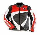 Ducati Corse '12 Leather  Motorcycle Jacket  by Dainese