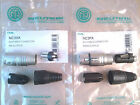 Neutrik XLR NC X Series Balanced Audio Connector, Various