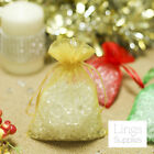 1000x Sheer Organza Wedding Party Xmas Decor Upick 3 Sizes Candy Bags Wholesale