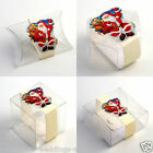 Best Quality DIY Santa Gift Party Father Christmas Wedding Favour Boxes