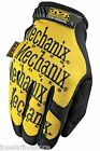 Mechanix Original(Authentic) Safety Glove YELLOW All Sizes NEW! FAST SHIP!!