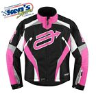ARCTIVA Women's Pink & Black COMP 7 INSULATED Winter Snowmobile Jacket