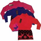 Girls FASHIONABLE Jumper/ Knitted Tunic/Top/Dress Sweater 2-8yrs Pink Blue Coral