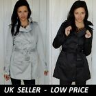 Women's Ladies Coat belted buttons Italian 21021 B.style Other Coats  Poly/Porya
