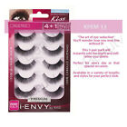 KISS I-ENVY 100% Human Remi Hair Multi-Pack Eyelashes