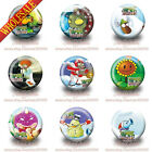 18-90PCS Plants VS Zombies Brooch Badges Button pin badges 30MM Bags Decoration