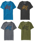 Mens Aeropostale T-Shirt Sizes XS, S, M, L, XL, 2XL, 3XL NWT NYC Marled Tees NEW