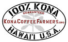 Внешний вид - 100% Hawaiian / Kona Coffee Whole Beans Fresh Roasted Daily  6 - 1LBS Bags