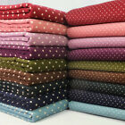 SB Japanese Corduroy Small Dots 100% Cotton Fabric needlecord per metre