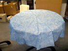 round paper tablecloths