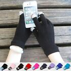 Magic Touch Screen Gloves Smartphone Touchscreen Texting Stretch Unisex Mittens