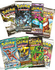 Pokemon Booster Packs Black & White and X&Y Trading Card Game New Sealed Cards