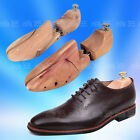 Wood Mens Shoe Tree Wooden Stretcher Shaper UK 6 7 8 9 10 11 12