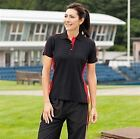Ladies Finden Hales Performance Sport Polo Shirts  Various Colours (LV323) - NEW