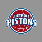 Detroit Pistons NBA Team Logo Vinyl Decal Sticker Car Window Wall Cornhole on eBay