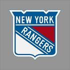 New York Rangers NHL Team Logo Vinyl Decal Sticker Car Window Wall Cornhole $13.86 USD on eBay
