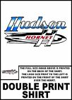 FABULOUS CLASSIC HUDSON HORNET CARS DOUBLE PRINT T-SHIRT TBH93TH180