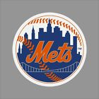 New York Mets MLB Team Logo Vinyl Decal Sticker Car Window Wall Cornhole on Ebay