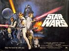 STAR WARS VINTAGE CLASSIC POSTER PRINT WALL ART SIZE A1 /A2 /A4 £10.79 GBP on eBay