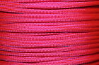 550 Paracord Mil Spec Type III 7 strand parachute cord 10,25,50,100 ft  <br/> FAST FREE SHIPPING made in the U.S.A. HUGE Selection