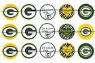 "#26 Green Bay Packers 1"" INCH PRE CUT BOTTLE CAP IMAGES SCRAPBOOKING PROJECTS"